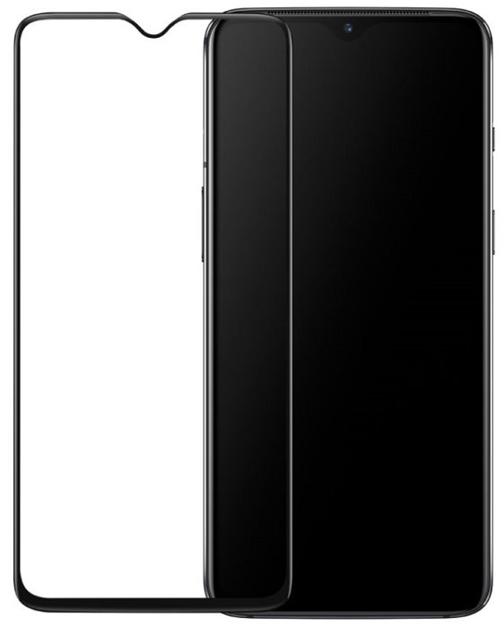 Image of   ONEPLUS 3D TEMPERED GLASS (ONEPLUS 7 BLACK)