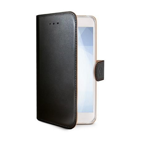 Image of   OnePlus 6 flipcover Celly Wally Case - Sort