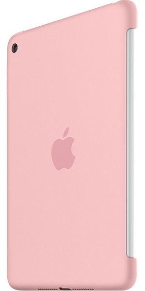 Image of   Originalt Apple iPad Mini 4 Silikone Cover MLD52ZM/A Pink