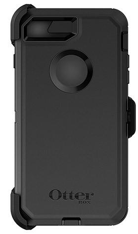 Otterbox Defender Series cover til iPhone 7 Sort