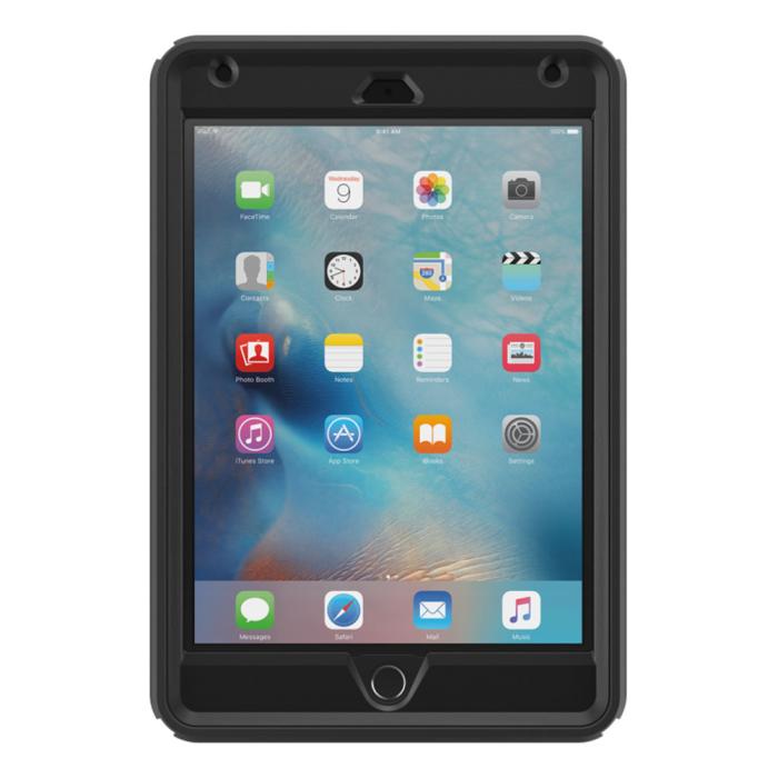 Image of   Otterbox Defender Series cover til Apple iPad Mini 4 - Sort
