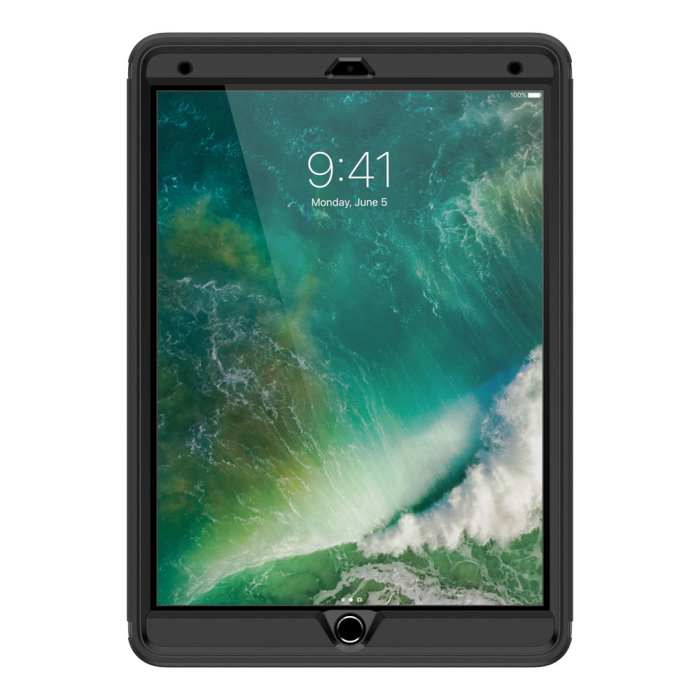 "Image of   Otterbox Defender Series cover til Apple iPad Pro 10.5"" - Sort"