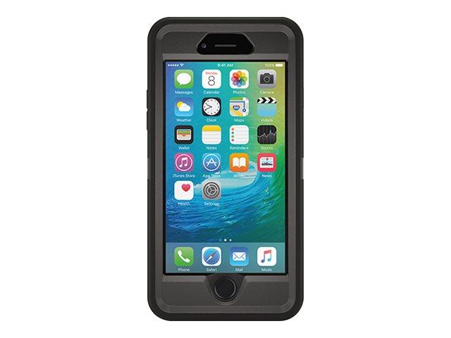 Image of   Otterbox Defender Series cover til Apple iPhone 6 Plus/6S Plus - Sort