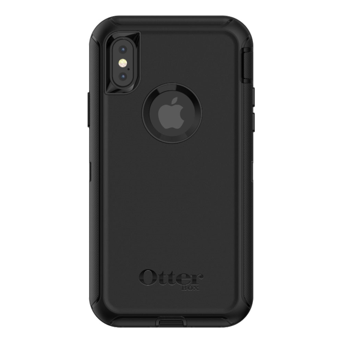Billede af Otterbox Defender Series cover til Apple iPhone X/XS - Sort