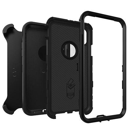 Image of   Otterbox Defender Series cover til Apple iPhone XR - Sort