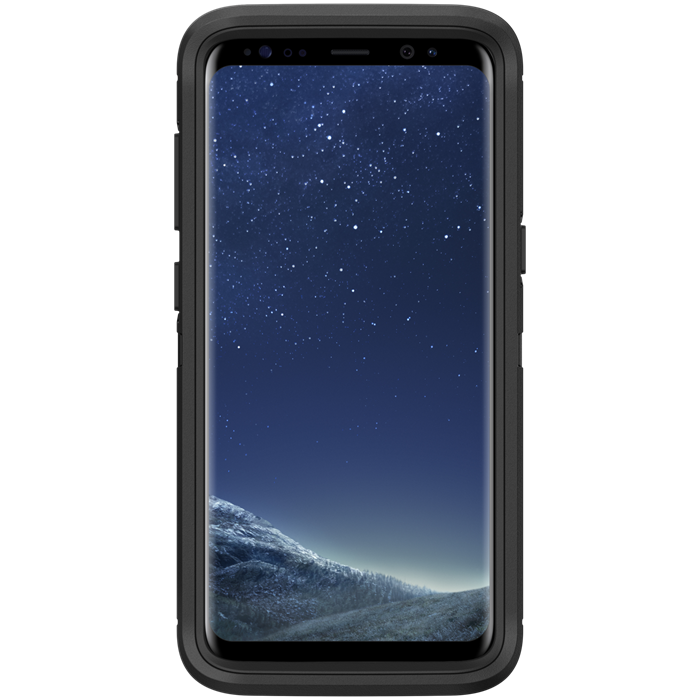 Image of   Otterbox Defender Series cover til Samsung Galaxy S8 - Sort