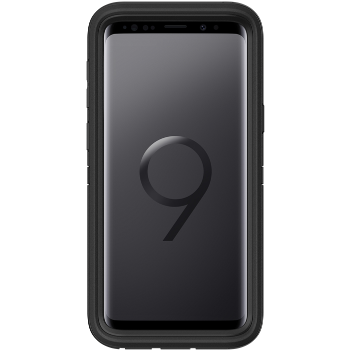Image of   Otterbox Defender Series cover til Samsung Galaxy S9 - Sort