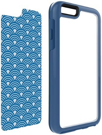 Image of   Otterbox My Symmetry Apple iPhone 6/6S Royal Blue Crystal
