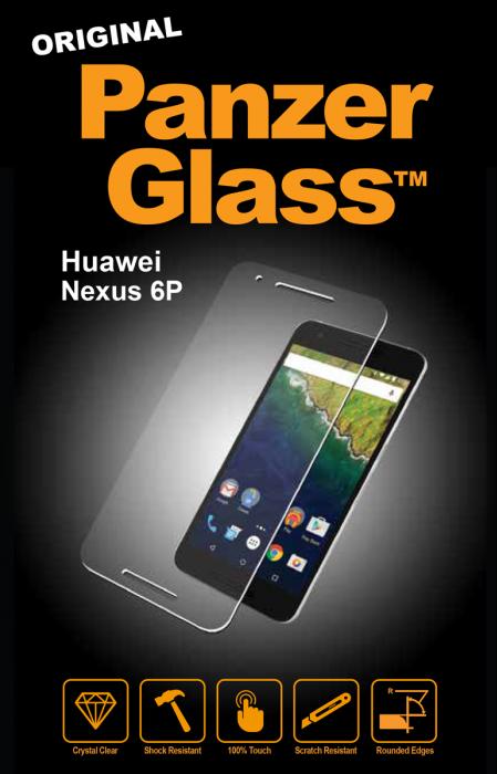 Billede af Panzer Glass Sikkerhedsglas Huawei Nexus 6P