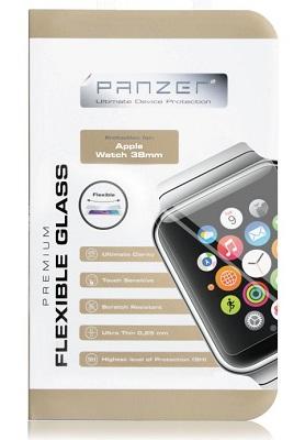Billede af Panzer Flexible Glass til Apple Watch 38mm