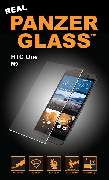 Panzer Glass Sikkerhedsglas til HTC One M9
