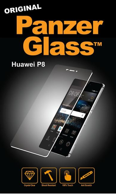 Panzer Glass Sikkerhedsglas til Huawei P8