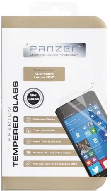 Billede af Panzer Tempered Glass til Microsoft Lumia 650