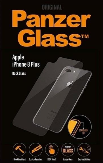 """Billede af Panzer Glass Sikkerhedsglas bagside til iPhone 8 Plus (5.5"""")"""