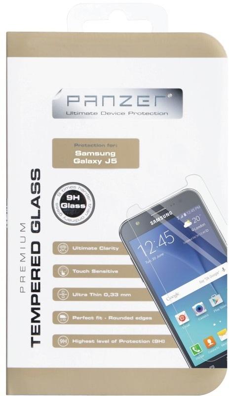Billede af Panzer Sikkerhedsglas til Samsung Galaxy J5 (2015)