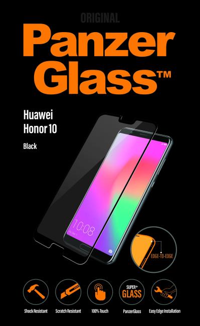 Image of   PanzerGlass Huawei Honor 10 Black