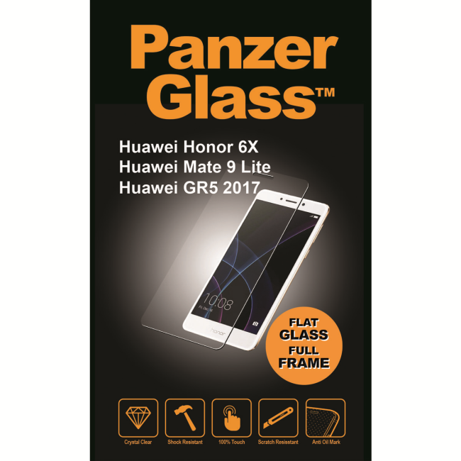 Image of   PanzerGlass Huawei Honor 6X/Mate 9 Lite/GR5 2017 Clear