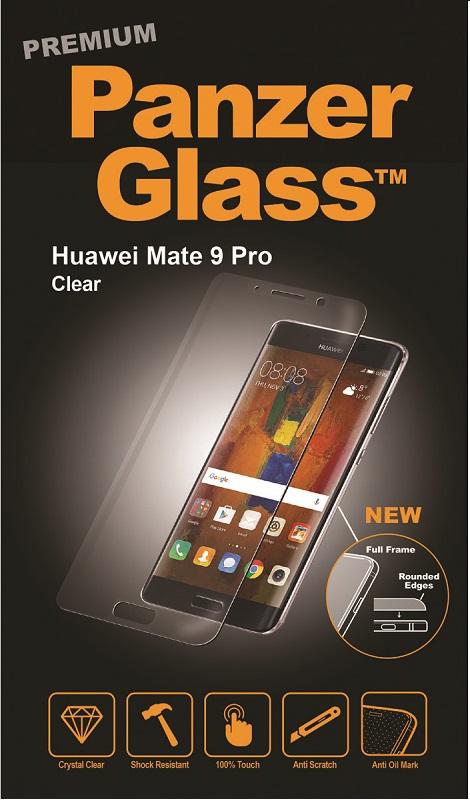 Billede af Panzer Glass Sikkerhedsglas Huawei Mate 9 Pro Full Frame Clear