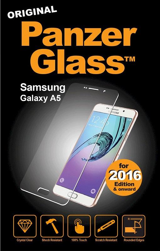 Billede af Panzer Glass Sikkerhedsglas Samsung Galaxy A5 (2016)