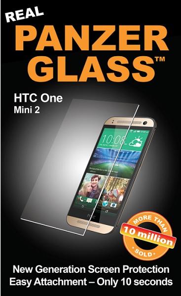 PanzerGlass Sikkerhedsglas til HTC One Mini 2