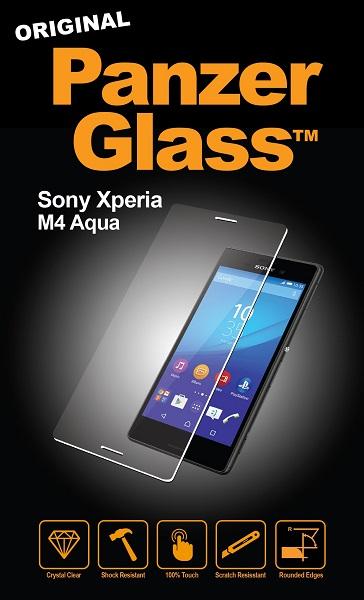 PanzerGlass Sikkerhedsglas til Sony Xperia M4 Aqua
