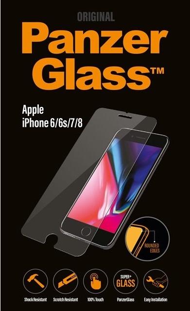 PanzerGlass til iPhone 8/7/6S/6