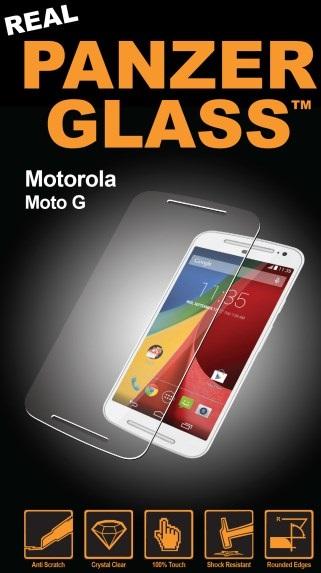 """Billede af Panzer Glass Sikkerhedsglas Motorola Moto G 5"""" 2nd Gen"""