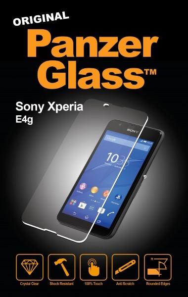 Image of   Panser Glass Sikkerhedsglas til Sony Xperia E4g