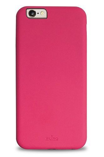 """Billede af Puro iPhone 6 Plus (5.5"""") Cover Soft Touch Pink"""