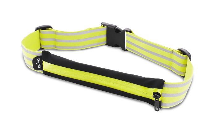 """Billede af Bælte til smartphones Puro Sport Belt til 6.3"""" telefoner Lime"""