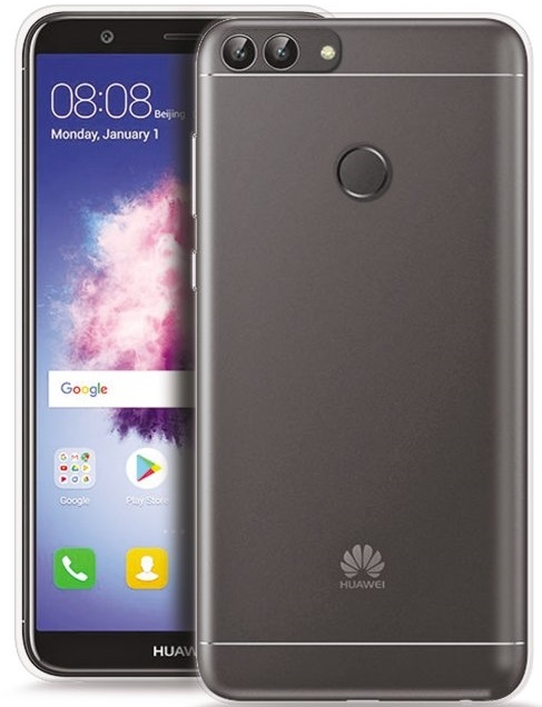 Image of   Puro Ultra-Slim 0.3 Nude Cover til Huawei P Smart