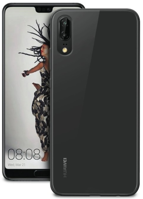 Image of   Puro Ultra-Slim 0.3 Nude Cover til Huawei P20