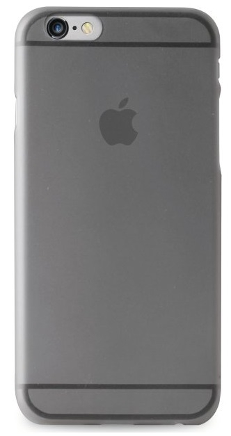 Image of   Puro Ultra-Slim 0.3 Nude Cover til iPhone 7/8 sort