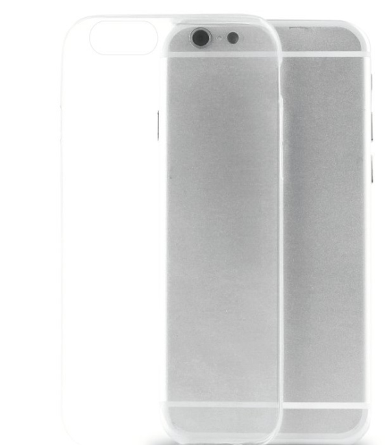 Image of   Puro Ultra-Slim 0.3 Nude Cover til iPhone 7/8 transparent