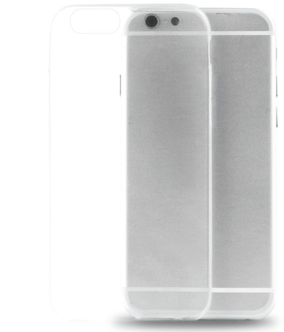 Image of   Puro Ultra-Slim 0.3 Nude Cover til iPhone 7 Plus/8 Plus transparent