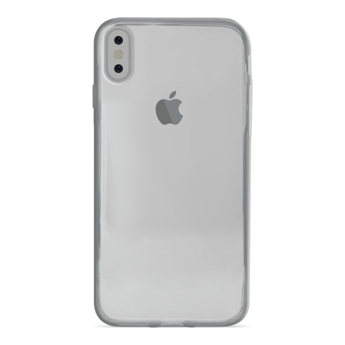 Image of   Puro Ultra-Slim 0.3 Nude Cover til iPhone X transparent