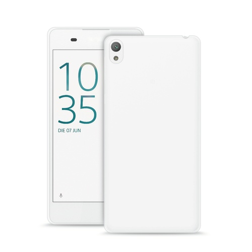 Image of   Puro Ultra-Slim 0.3 Nude Cover til Sony Xperia E5