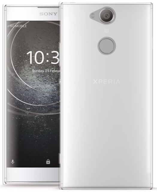 Image of   Puro Ultra-Slim 0.3 Nude Cover til Sony Xperia XA2