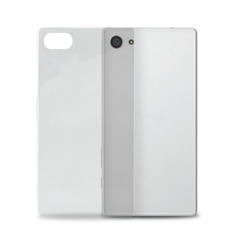Image of   Puro Ultra-Slim 0.3 Nude Cover til Sony Xperia Z5 Compact