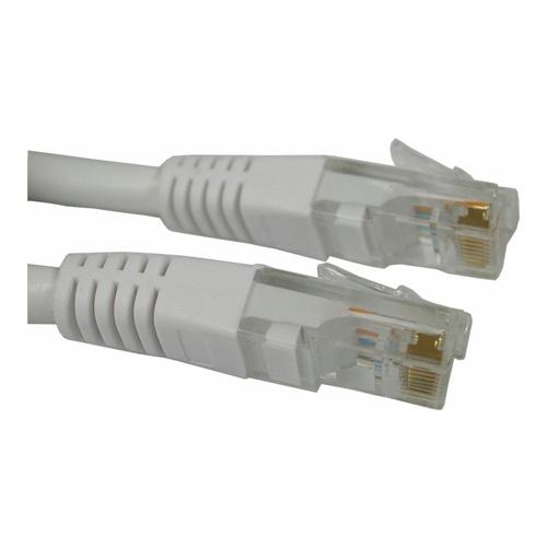 Image of   Qnect Netværkskabel Cat6 2.M Hvid