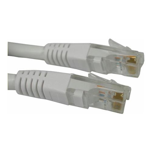 Image of   Qnect Netværkskabel Cat6 3.M Hvid