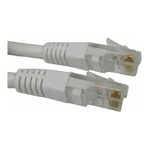 Image of   Qnect Netværkskabel Cat6 5.M Hvid