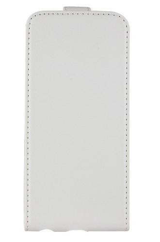 Billede af Xqisit Flip Cover til iPhone 6S / 6 Hvid