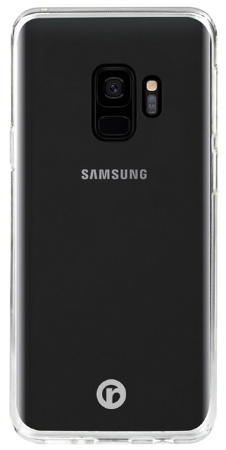 Image of   Redneck TPU cover til Samsung Galaxy S9+ Plus Transparent