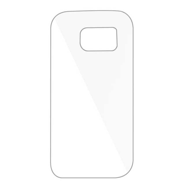 Redneck TPU Flexi Case for Samsung Galaxy S7 in Clear - For Retail