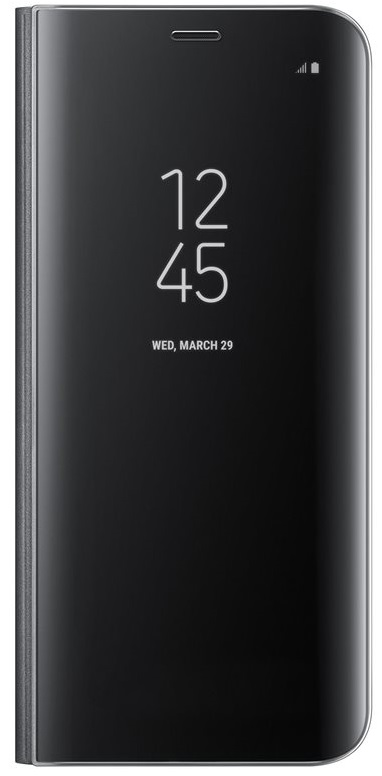 Samsung Galaxy S8 Clear View Standing Cover Sort