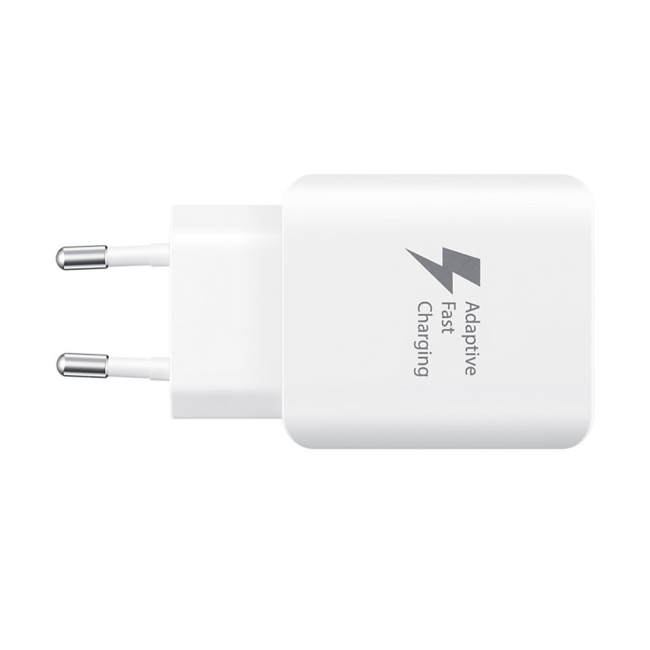 Billede af Samsung EP-TA300 - USB Charger + Data Cable USB to USB Type C - White