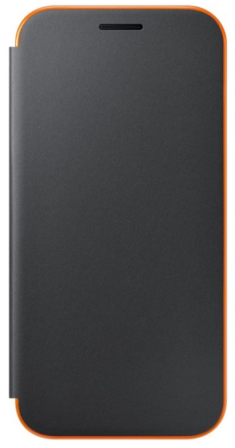 Image of   SAMSUNG Flip Cover for A3 (2017)black