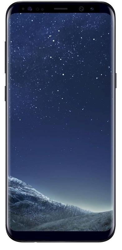 Image of   Samsung SM-G955F Galaxy S8+ Sort