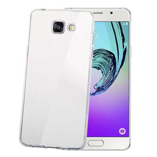 Image of   Samsung Galaxy A3 (2017) Celly Gelskin TPU Cover Gennemsigtig